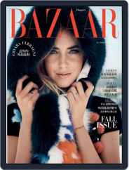 Harper's BAZAAR Taiwan (Digital) Subscription October 12th, 2016 Issue
