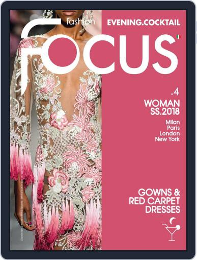 FASHION FOCUS WOMAN EVENING.COCKTAIL March 1st, 2018 Digital Back Issue Cover
