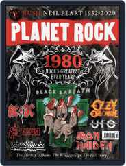 Planet Rock (Digital) Subscription April 1st, 2020 Issue