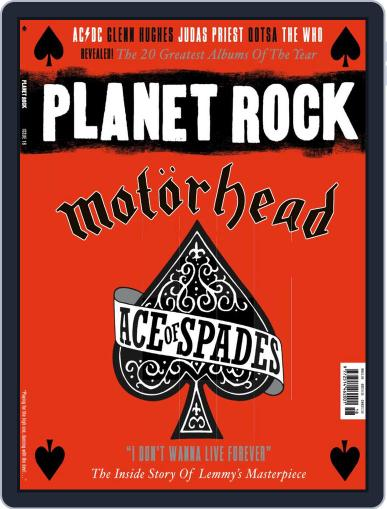 Planet Rock (Digital) December 13th, 2019 Issue Cover