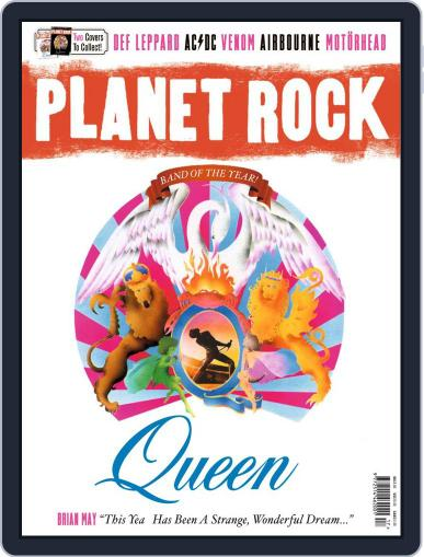Planet Rock (Digital) December 1st, 2019 Issue Cover