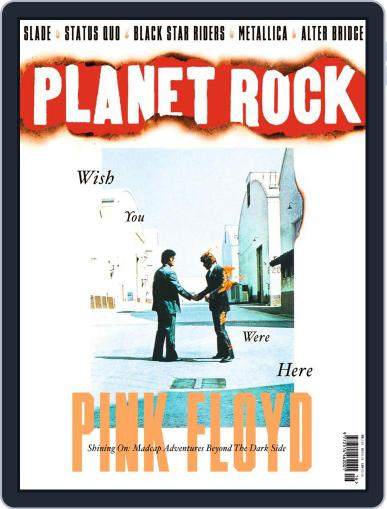 Planet Rock (Digital) October 1st, 2019 Issue Cover