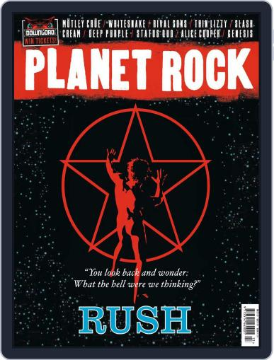 Planet Rock (Digital) April 1st, 2019 Issue Cover
