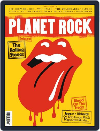 Planet Rock (Digital) February 1st, 2019 Issue Cover