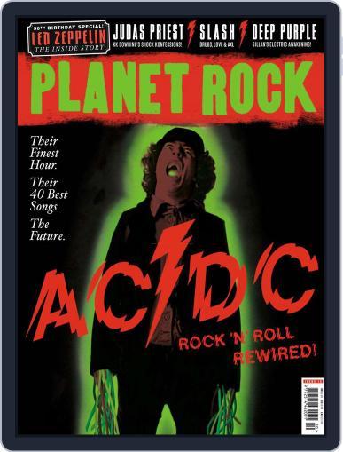 Planet Rock (Digital) November 1st, 2018 Issue Cover