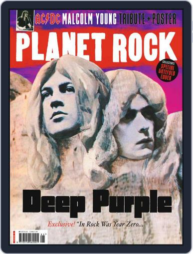 Planet Rock (Digital) February 22nd, 2018 Issue Cover
