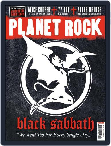 Planet Rock (Digital) September 1st, 2017 Issue Cover