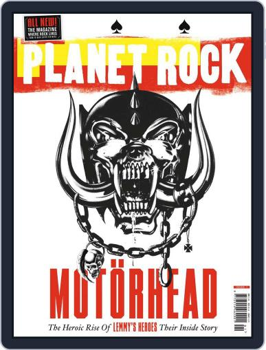 Planet Rock (Digital) May 25th, 2017 Issue Cover