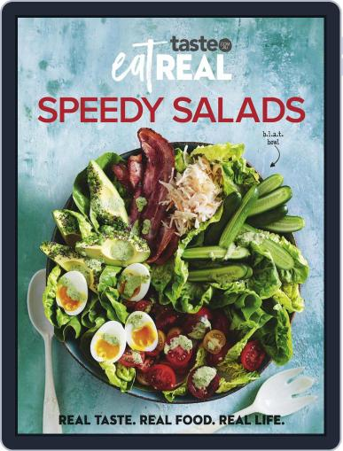 taste.com.au Cookbooks December 1st, 2019 Digital Back Issue Cover