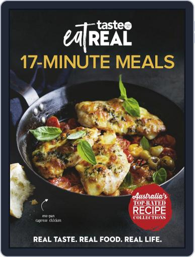 taste.com.au Cookbooks July 1st, 2019 Digital Back Issue Cover