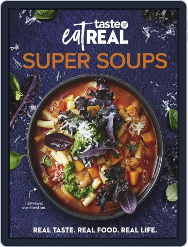 taste.com.au Cookbooks June 1st, 2019 Digital Back Issue Cover