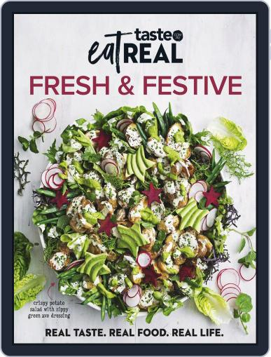 taste.com.au Cookbooks July 1st, 2018 Digital Back Issue Cover