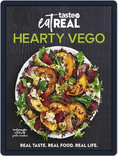 taste.com.au Cookbooks June 1st, 2018 Digital Back Issue Cover