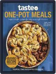 taste.com.au Cookbooks (Digital) Subscription May 6th, 2018 Issue