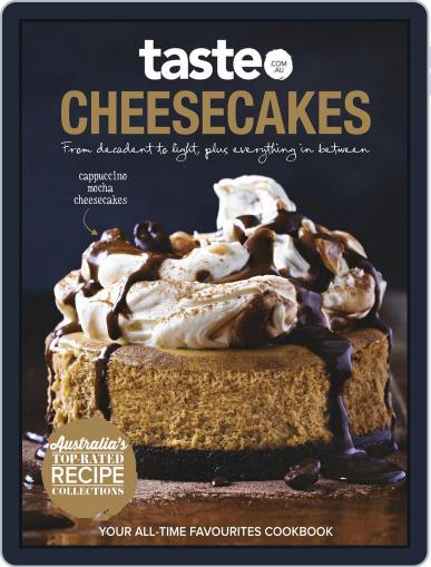 taste.com.au Cookbooks April 8th, 2018 Digital Back Issue Cover