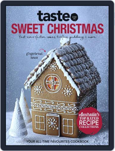 taste.com.au Cookbooks October 1st, 2017 Digital Back Issue Cover