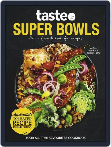 taste.com.au Cookbooks July 30th, 2017 Digital Back Issue Cover