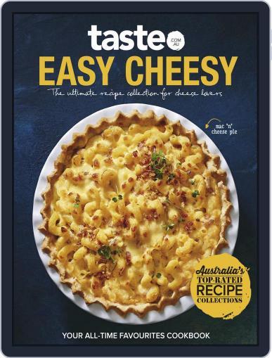 taste.com.au Cookbooks July 2nd, 2017 Digital Back Issue Cover