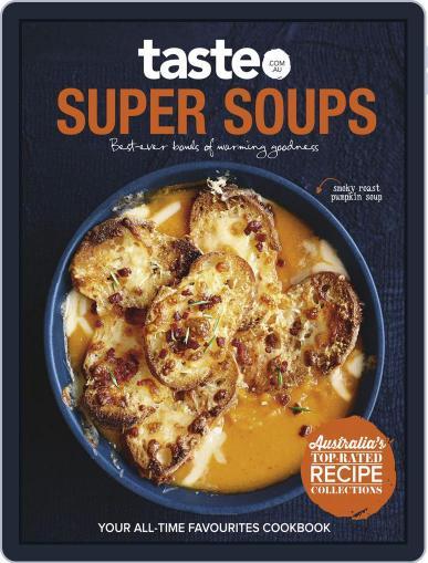 taste.com.au Cookbooks April 30th, 2017 Digital Back Issue Cover