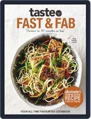 taste.com.au Cookbooks (Digital) Subscription February 7th, 2017 Issue