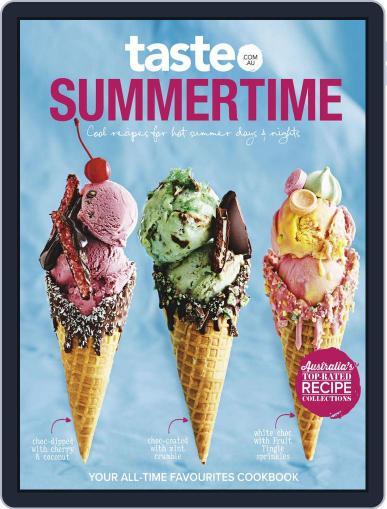 taste.com.au Cookbooks January 7th, 2017 Digital Back Issue Cover