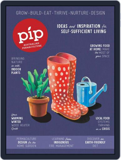 Pip (Digital) June 5th, 2020 Issue Cover