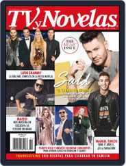 Tvynovelas Usa (Digital) Subscription November 1st, 2017 Issue