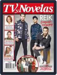 Tvynovelas Usa (Digital) Subscription September 1st, 2017 Issue