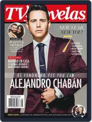 Tvynovelas Usa (Digital) Subscription December 1st, 2016 Issue