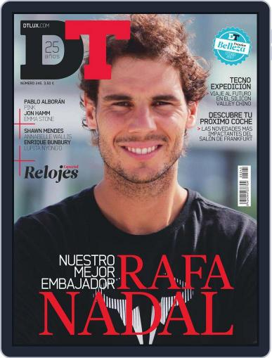 Dt (Digital) November 1st, 2017 Issue Cover