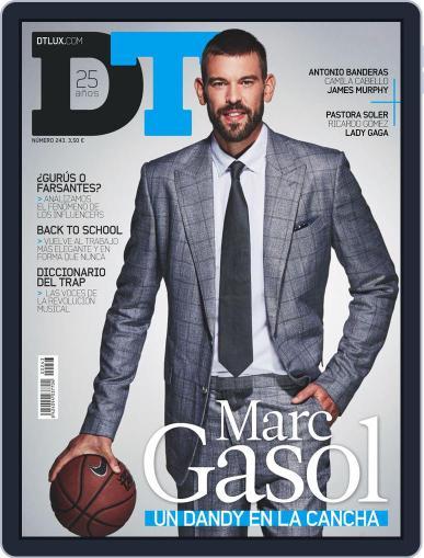 Dt (Digital) September 1st, 2017 Issue Cover
