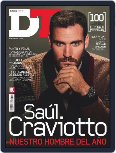 Dt (Digital) December 1st, 2016 Issue Cover