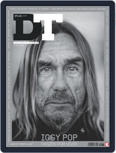 Dt (Digital) February 28th, 2016 Issue Cover