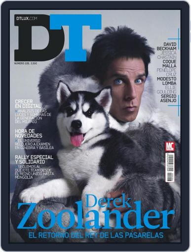 Dt (Digital) January 30th, 2016 Issue Cover