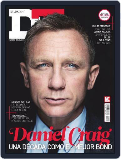 Dt (Digital) November 3rd, 2015 Issue Cover