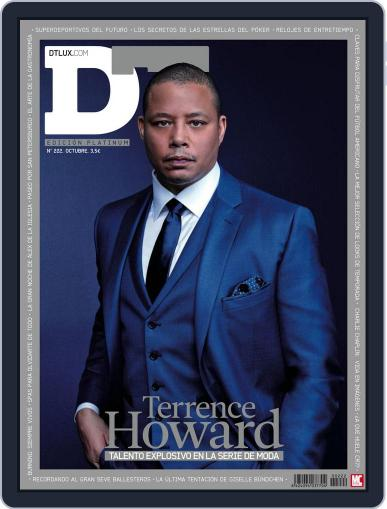 Dt (Digital) October 8th, 2015 Issue Cover
