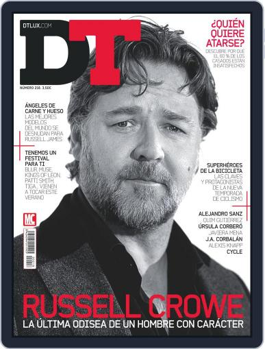Dt (Digital) May 1st, 2015 Issue Cover