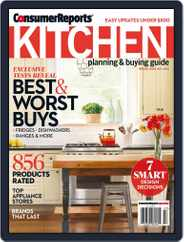 Consumer Reports Kitchen Planning and Buying Guide (Digital) Subscription May 26th, 2015 Issue