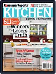 Consumer Reports Kitchen Planning and Buying Guide (Digital) Subscription October 7th, 2011 Issue