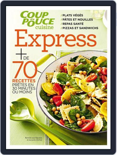 Coup de Pouce - Hors-séries (Digital) August 7th, 2017 Issue Cover