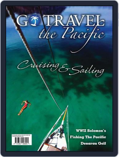 Go Travel The Pacific Magazine (Digital) June 1st, 2015 Issue Cover