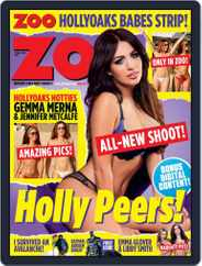 Zoo Magazine Uk (Digital) Subscription March 24th, 2015 Issue