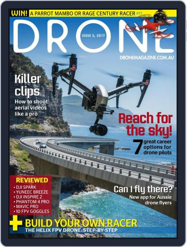 Drone (Digital) June 27th, 2017 Issue Cover