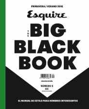 The Big Black Book-España (Digital) Subscription May 20th, 2016 Issue