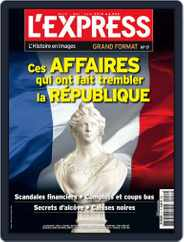 L'Express Grand Format (Digital) Subscription April 1st, 2016 Issue