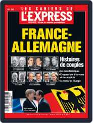 L'Express Grand Format (Digital) Subscription January 24th, 2013 Issue