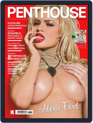 PENTHOUSE España (Digital) May 23rd, 2011 Issue Cover