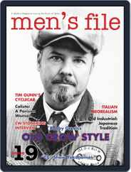 men's file メンズファイル (Digital) Subscription January 1st, 2019 Issue