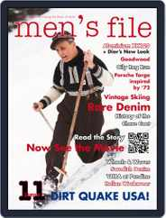 men's file メンズファイル (Digital) Subscription June 30th, 2015 Issue