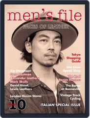 men's file メンズファイル (Digital) Subscription June 29th, 2015 Issue